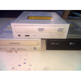 Lector Cd/dvd Rom Ide
