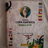 Album Copa America Brasil 2019,completo A Pegar.