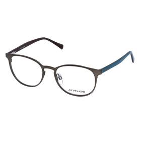 cc889815a69f5 Oculos Atitude 5236 - Óculos no Mercado Livre Brasil