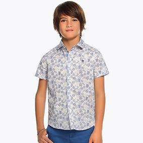 Mayoral Camisa Manga Corta Niño Est. 6126 10-16 Años