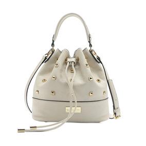 Bolsa Saco Mormaii Original Off White Moda Feminina Fashion