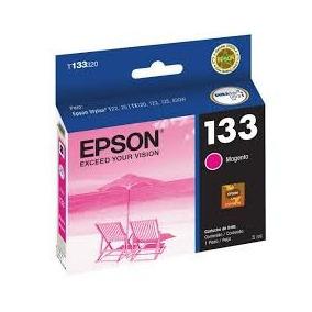 Pack 3 Cartuchos Epson 133 Magenta T25 Tx125 Vencidos