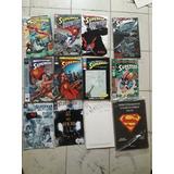 Lote 13 Comic + Poster Muerte Superman Boda Doomsday Juicio