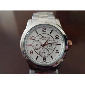 44b608be40f Relogio Condor New Masculino - Relógio Condor Masculino no Mercado ...