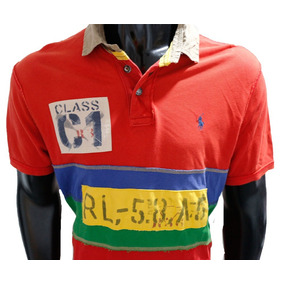 Camisa Polo Ralph Lauren Bordados Rara Usada 3 Vezes 679c38811b5