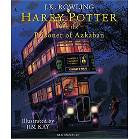 Harry Potter 3 - The Prisoner Of Azkaban - *illus. Ed* Kel E