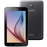Tablet Samsung Galaxy Tab E En Negro (pantalla Un Poco Rota)