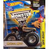 Monster Mutt 6 Red Collar 2015 Hot Wheels Monster Jam 164 Sc 6f4e3448915