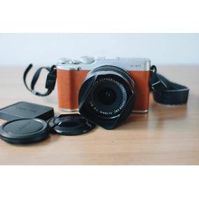 Câmera Digital Fujifilm Xm1 + Lente Fujifilm Xf 18 Mm F2 R