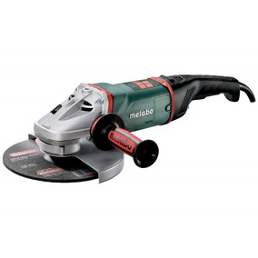 Amoladora Angular 9 2600w We 26-230 Mvt Quick Metabo