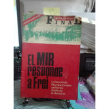 Punto Final N° 134 El Mir Responde A Frei //