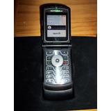 Celular Motorola V3 Black (movistar) Nuevo.