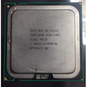 Procesador Intel Pentium Dual Core E2160 1.8ghz Lga775