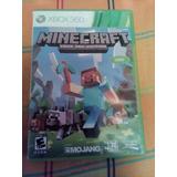 Minecraft Completo Xbox 360 Edition Original