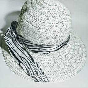 Falabella Sombrero Capelina Con Lazo Nueva Con Etiqueta - Accesorios ... 2c81eaa9aee
