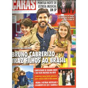 Revista Caras 1292/18 - Marquezine/cabrerizo/isis Valverde