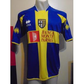 Camiseta Parma Italia 2010 2011 Crespo  9 Argentina River L dca9bc136cb3f