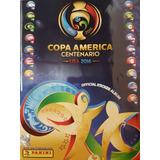 Album Panini Copa América Centenario Usa 2016