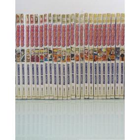 Coleção Mangá Naruto Gold Panini