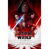 Película Stars Wars El Último Jedi Full Hd Español Latino