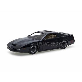 Pontiac Firebird Trans Am K.i.t.t. Knight Rider 1982 1:24