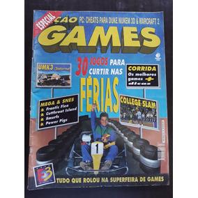 Revista - Ação Games Nº104