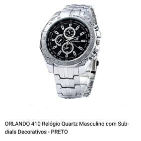 Kit Relógio Masculinos Orlando + Lvpai + Valia