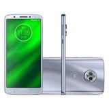 Smartphone Motorola Moto G6 Plus 64gb Topázio - Dual Chip 4g