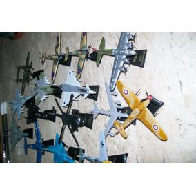Miniatura De Aviões - 13 Modelos - 1/100 - Marca Maisto