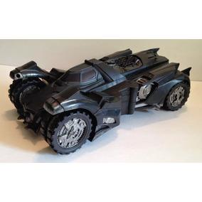 Batmovel Batmobile Arkham Knight Dc Mattel 2014 Frete Gratis