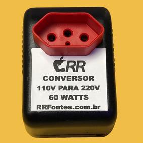 Transformador Conversor Voltagem 110v 220v 60w 110 Para 220