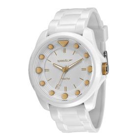 Relógio Speedo Feminino Fashion 80582l0evnp1 Branco