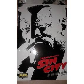 Sin City El Duro Adios 2 Tomos Norma Editorial