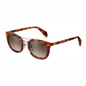 64e51e6846b24 Óculos De Sol Prada Modelo Spr 17os Preto Novo - Óculos no Mercado ...