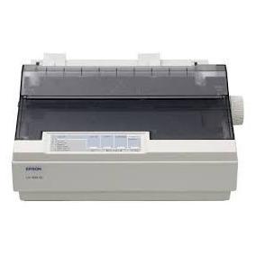 Impressora Epson Lx-300+ii 80 Colunas Matricial Lpt1 Usb