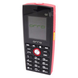 Celular Barato Orro Q2 Lampara Led 2500mah Mp3 Micro Sd