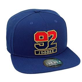 Boné Jordan Retro 7 92 Snapback Azul Pronta Entrega Unisex 67458342fd8