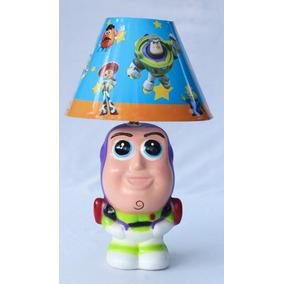 Centro De Mesa Woody Toy Story Buzz Light Year Lampara