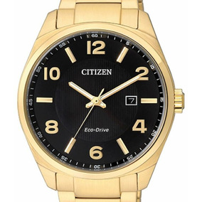 Relogio Citizen Masculino Dourado Eco - Diver - Tz20555u