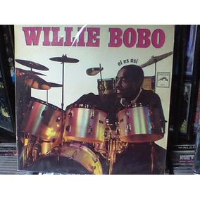 Willie Bobo El Es Asi Disco Vinilo Lp