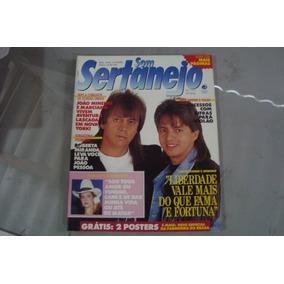 Revista Som Sertanejo 3 / Joao Mineiro Marciano Nalva Aguiar