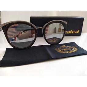 Oculos Espelhado Prata Quadrado Colcci - Óculos no Mercado Livre Brasil b05b7a4e1c