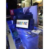 Vendo O Cambio Nintendo Switch 32gb Programada 5 Juegos