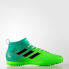 7680e43c56ab7 Chuteiras Adidas de Society Verde no Mercado Livre Brasil