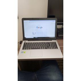 Notebook Asus, I7, 8gb Ram, 250 Gb, Geforce 2gb, Com Ssd Top