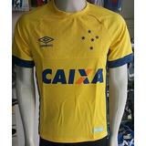 2e88bcba31 Camisa Cruzeiro Penalty Fábio Oficial Numero 1 2015 2016