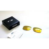 Oakley Sliver 24k Iridium Cristales, 100% Originales