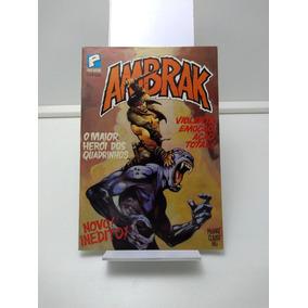 Ambrak Nº 01 - 1986 - Press Editorial - Hq