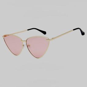 Oculos De Sol Olho De Gato Rosa - Óculos no Mercado Livre Brasil 4bed7b3af5