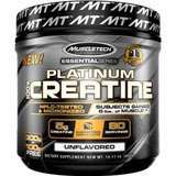 Creatina 100% Platinum Muscletech 400g Pronta Entrega